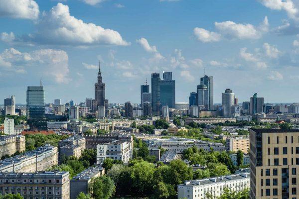 مدينة وارسو