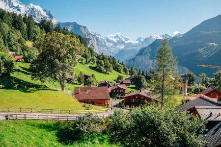 اجمل 10 مدن من الريف السويسري ننصح بزيارتها
