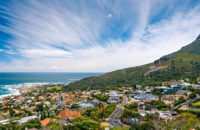 سكن رخيص في كيب تاون (عاصمة جنوب أفريقيا)