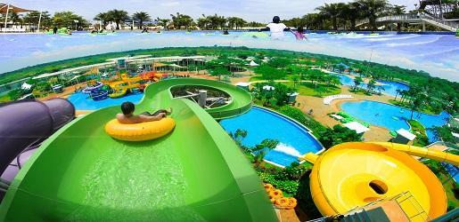 حديقة غو ويت المائية -اندونيسيا