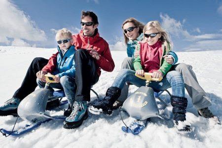 افضل 9 أنشطة ترفيهية في قمة كابرون الثلجية