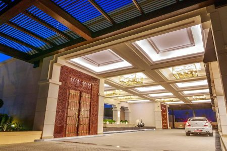 تقرير مفصل بالصور عن فندق انتركونتيننتال مسقط