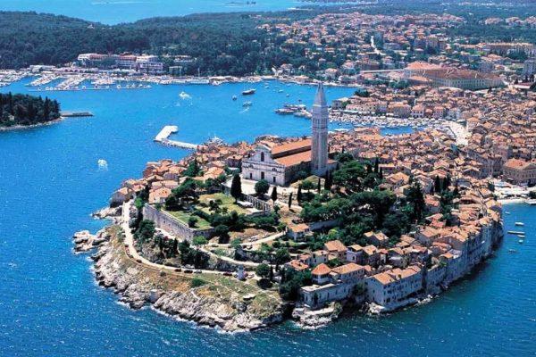 جزيرة استريا Istria Island
