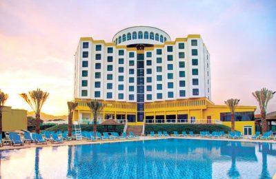 تقرير مفصل عن فندق أوشيانيك خورفكان الفجيرة