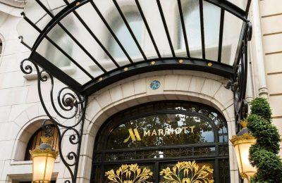 فندق ماريوت باريس شانزليزيه تقرير بالصور