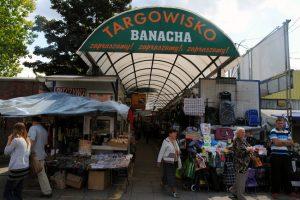 سوق Przy hali Banacha