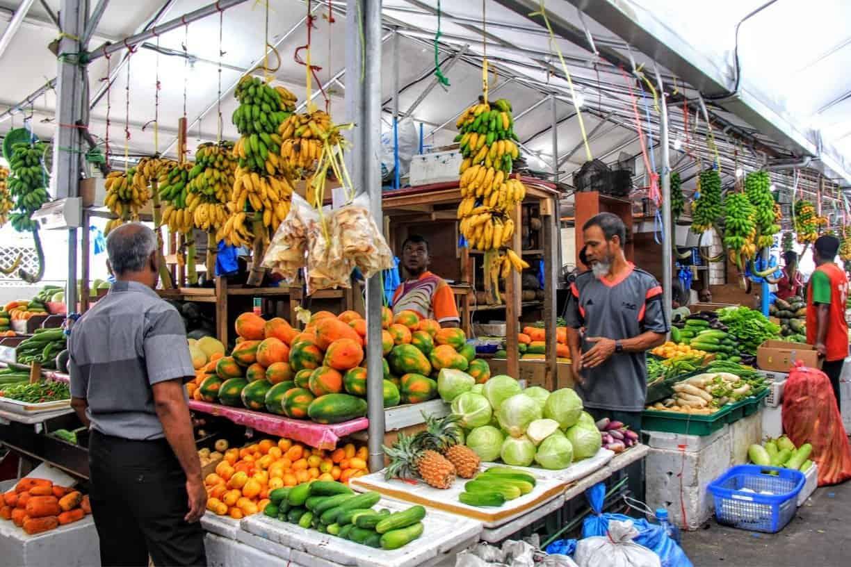 أسواق المالديف
