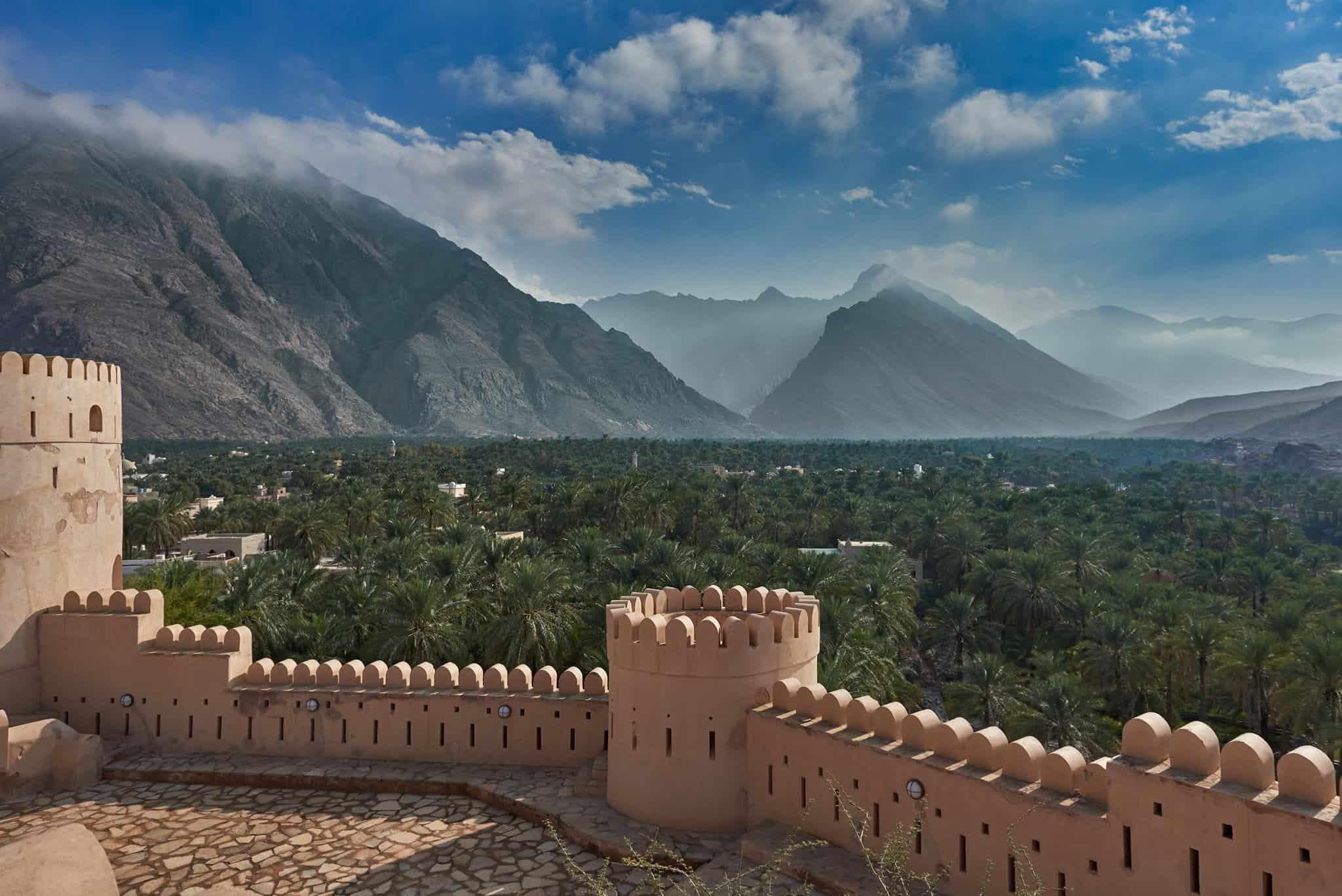 أماكن تاريخية في عمان