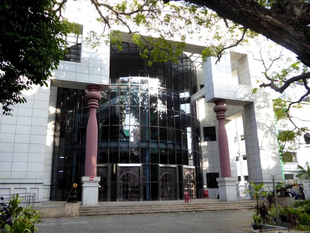 المتحف الوطني في المالديف