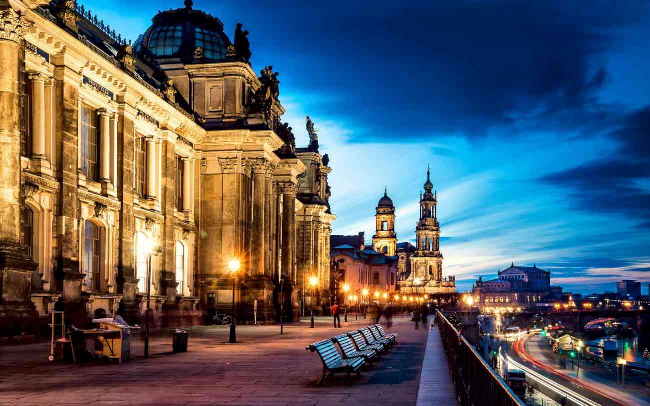المدينة القديمة دوسلدورف