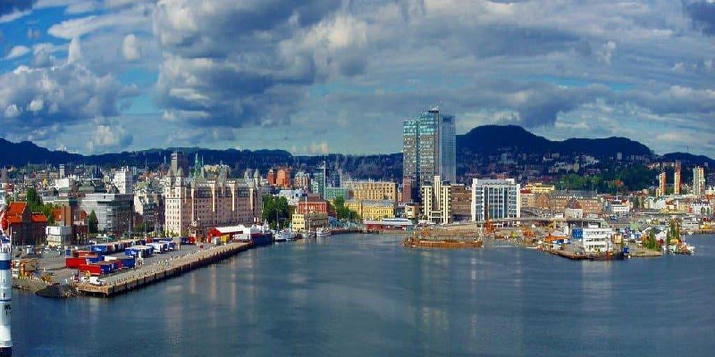 افضل 4 من الاماكن السياحية اوسلو النرويج