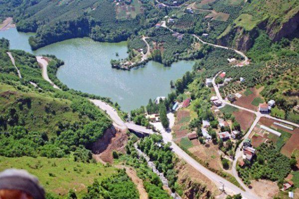 بحيرة سيراجول Sera Gölü