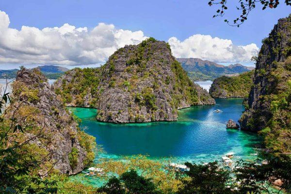 جزيرة كورون Coron Island