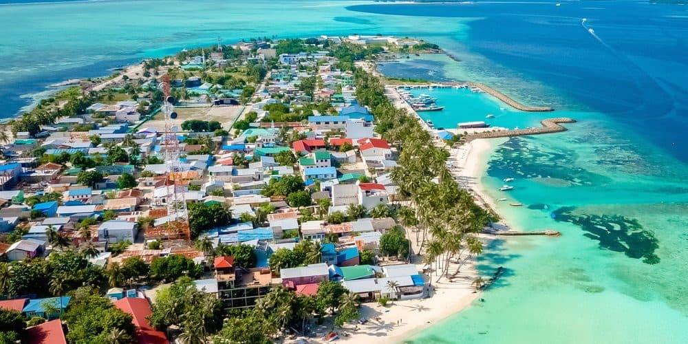 جزيرة مافوشي المالديف