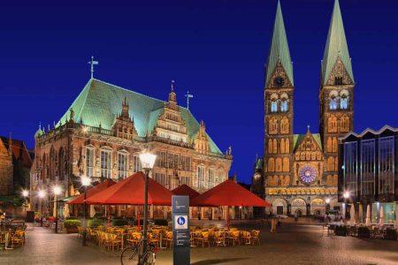 اجمل المعالم السياحية في بريمن الالمانية بالصور