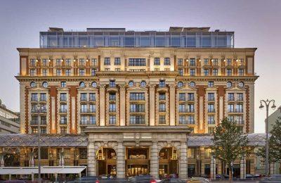 افضل 7 فنادق في موسكو روسيا 2019