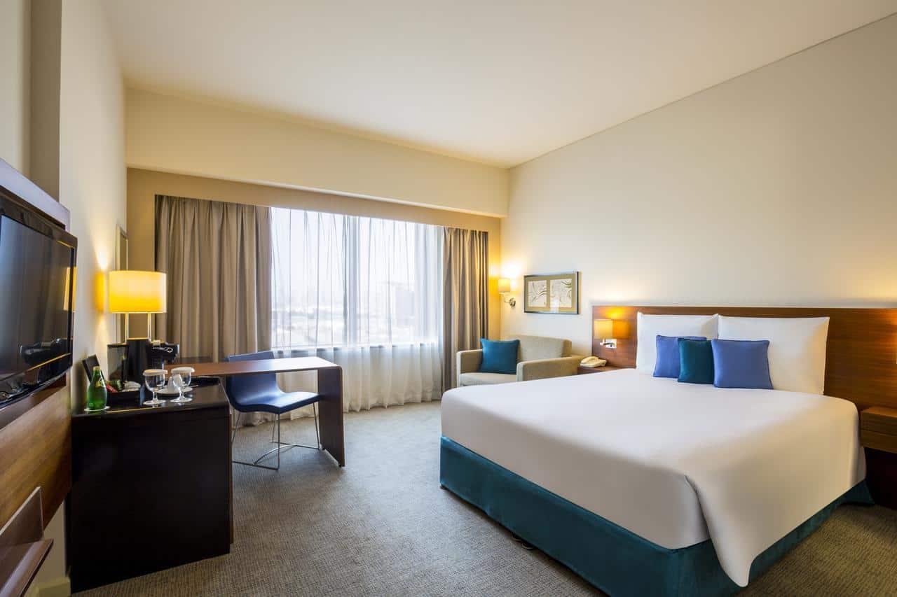 فندق نوفوتيل سيتي سنتر دبي