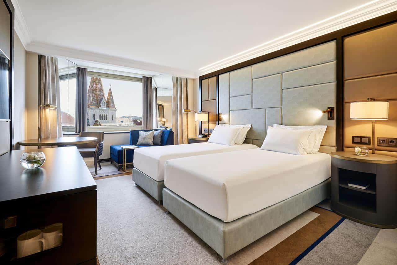 فندق هيلتون بودابست