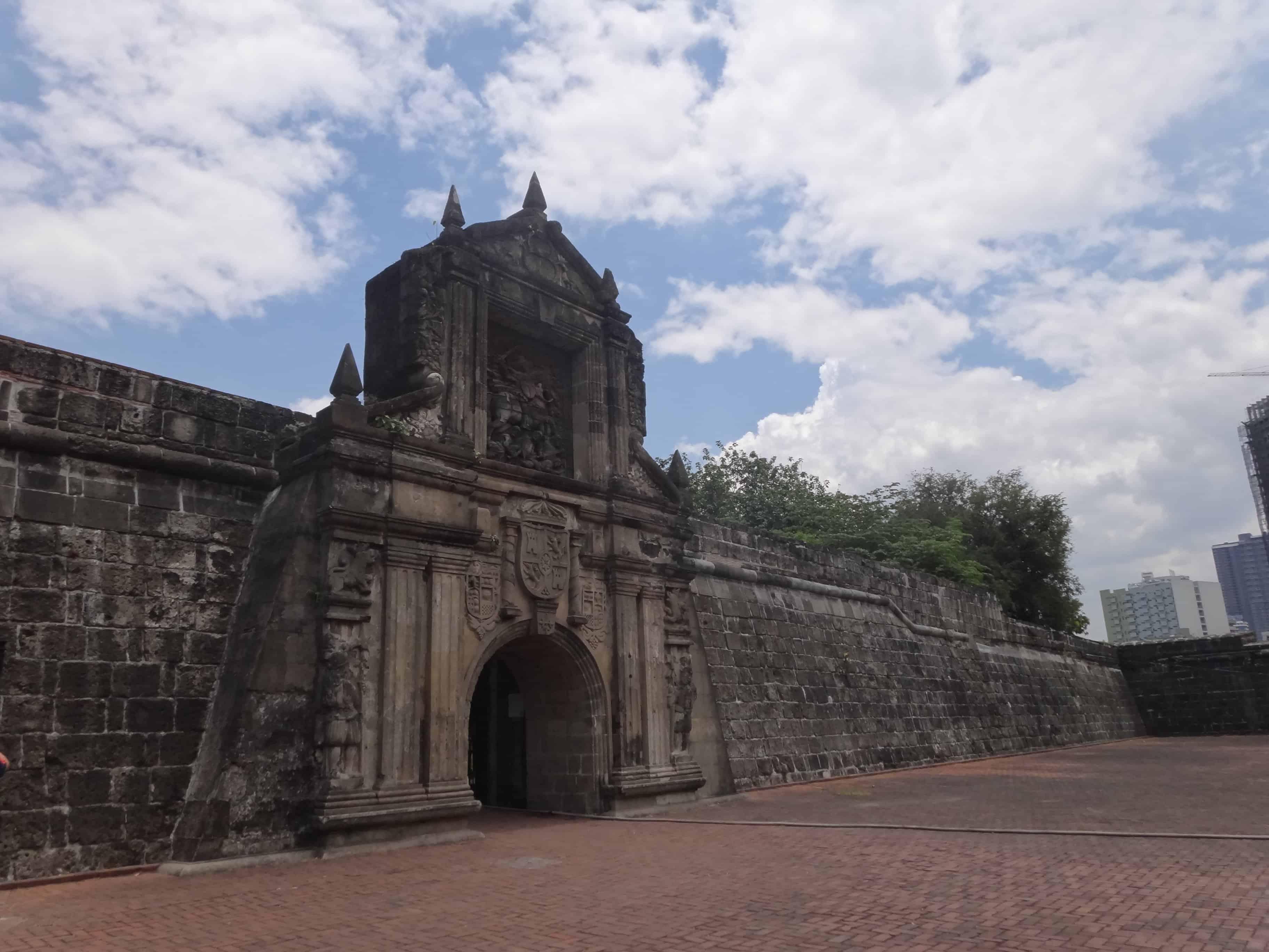 أفضل 3 أنشطة في قلعة سانتياغو مانيلا الفلبين