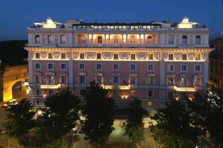 تقرير عن فندق ماريوت روما بالصور