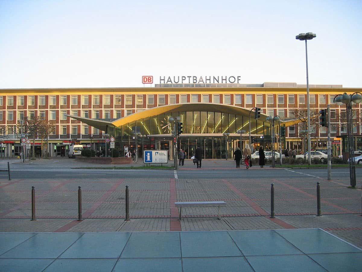محطة هاوبت بان هوف ميونخ