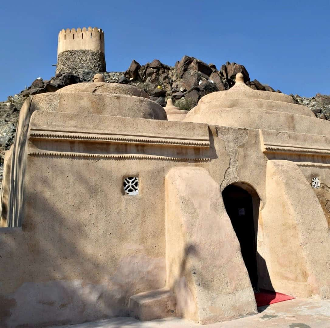 مسجد البدية الفجيرة