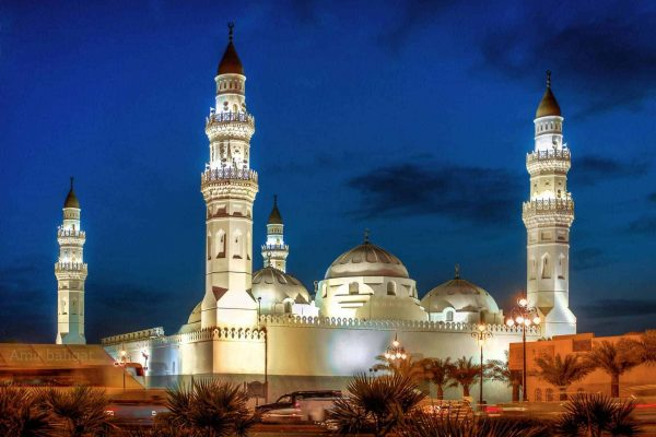 مسجد قباء The Quba Mosque