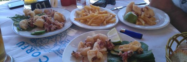 مطعم بوكاري بيتش Boukari Beach Fishtaverna Restaurant