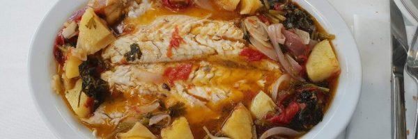 مطعم كليمتاريا Klimataria Seafood Restaurant
