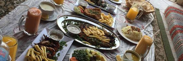 مطعم ليالينا Layalina Restaurant