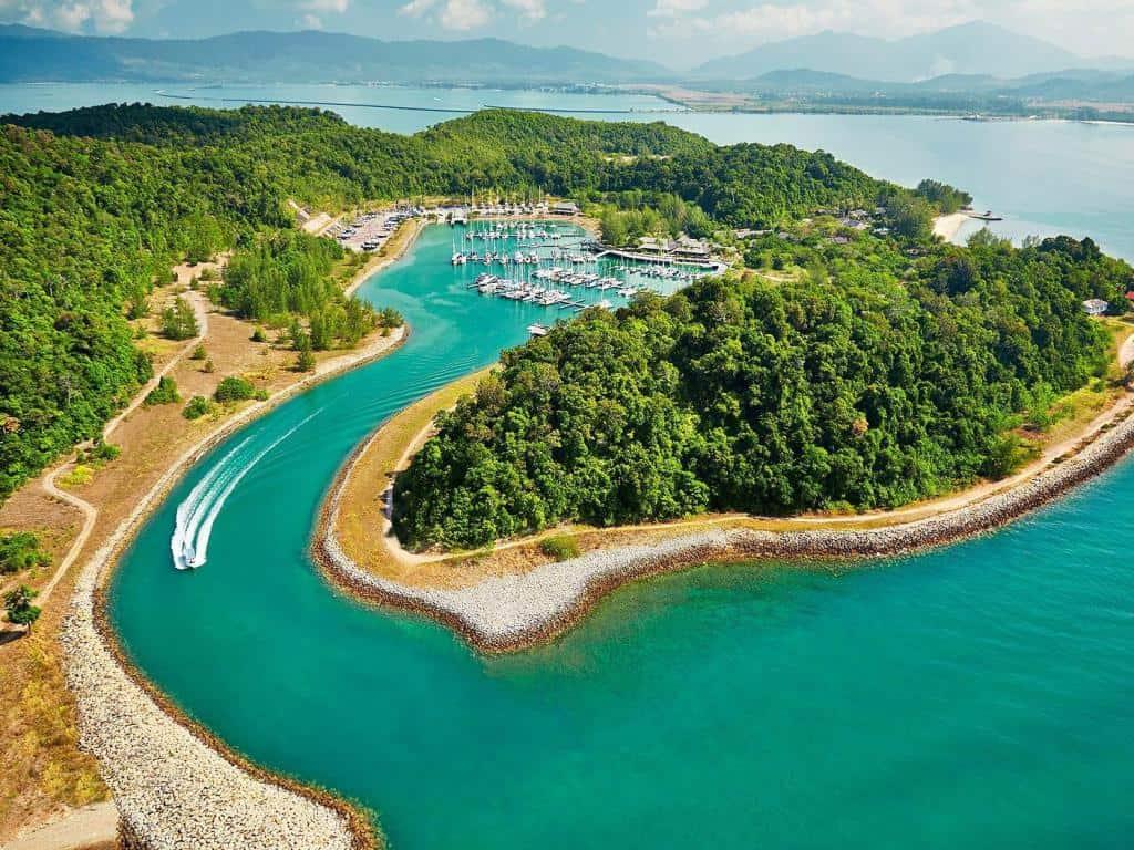 منتجع Taj Coral Reef Resort & Spa