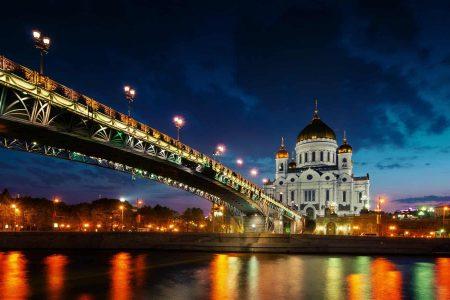 موقع موسكو وما اهم المدن القريبة منها؟