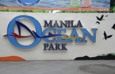 أفضل 5 أنشطة في حديقة المحيط في مانيلا الفلبين
