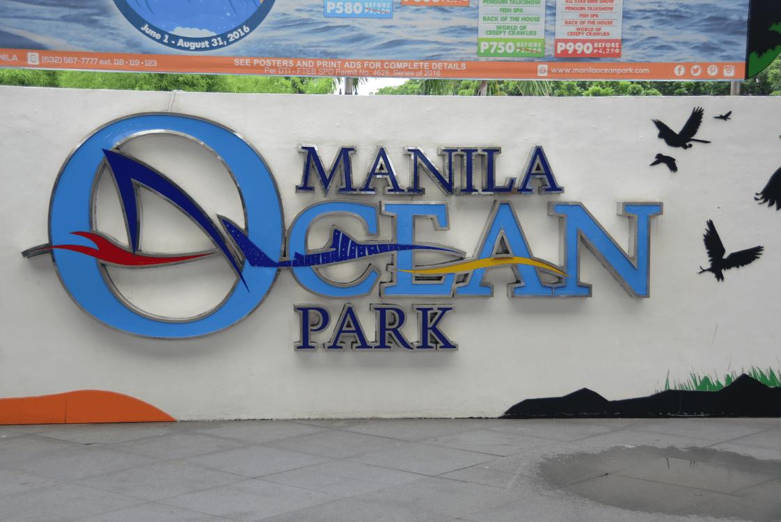 افضل 5 انشطة في حديقة المحيط في مانيلا الفلبين