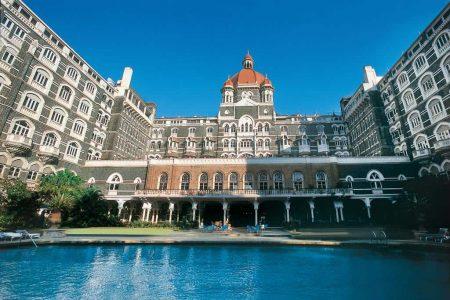 تقرير مصور عن فندق تاج محل مومباي