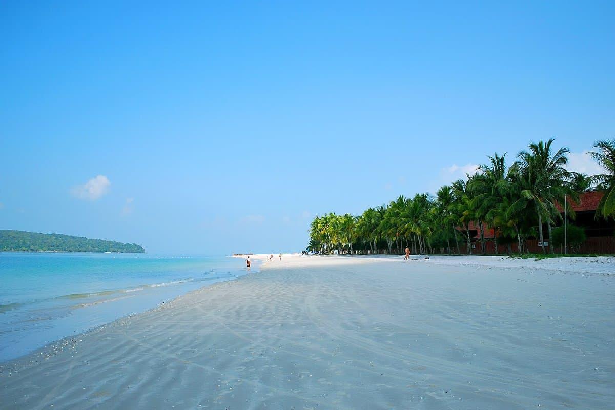 زيارة شاطئ بانتي سينانج – لانكاوي