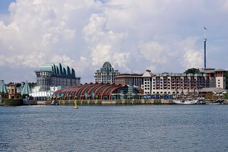 أفضل 6 أماكن سياحية في سنتوسا سنغافورة