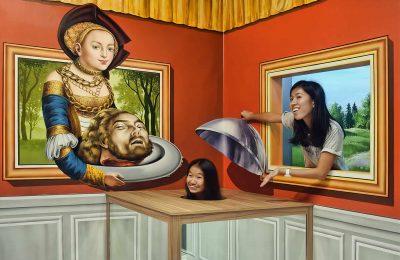 افضل انشطة في متحف تريك آي سنغافورة سنتوسا