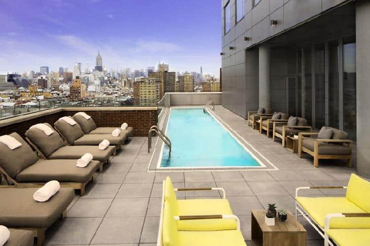 افضل فنادق نيويورك