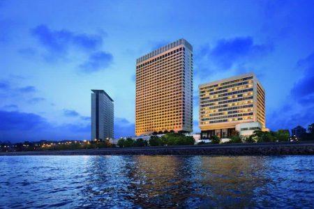 تقرير بالصور عن فندق اوبروي مومباي الهند