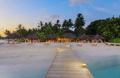 تقرير مصور عن منتجع فيلاسارو المالديف