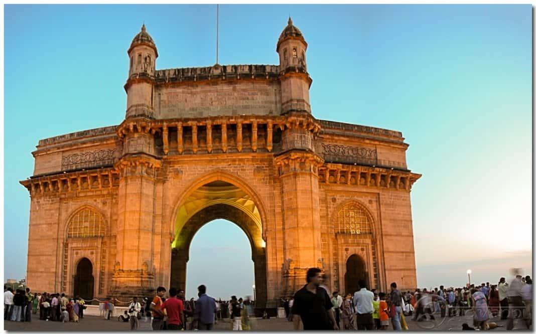 افضل 7 انشطة في بوابة الهند مومباي