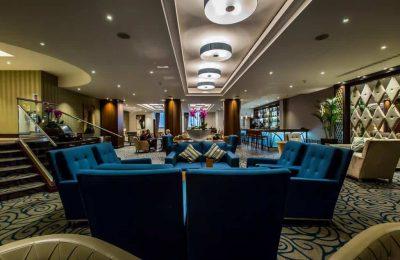 سلسلة فنادق انتركونتيننتال لندن تقرير بالصور