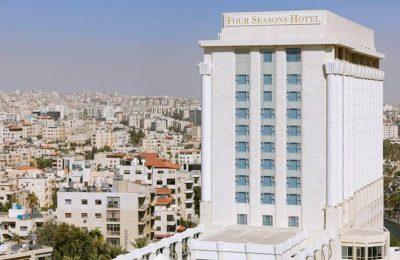 أفضل تقرير مصور عن فندق الفورسيزون عمان