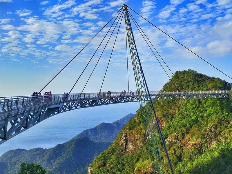 زيارة جسر لانكاوي سكاي – لانكاوي