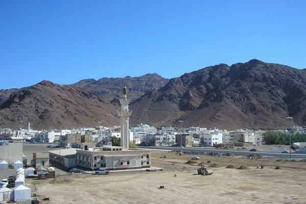 جبل أحد Mount Uhud