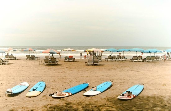 زيارة شاطئ دوبل سيكس – جزير بالي