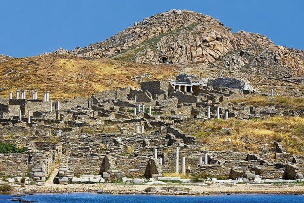 جزيرة ديلوس Delos Island