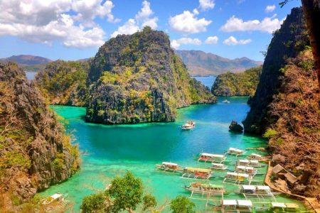 اهم 5 اماكن سياحية في الفلبين