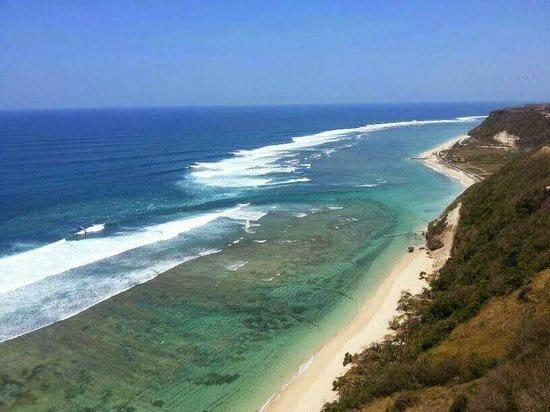 زيارة شاطئ بانداوا – جزيرة بالي
